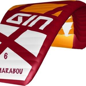 GIN Kiteboarding MARABOU Apricot